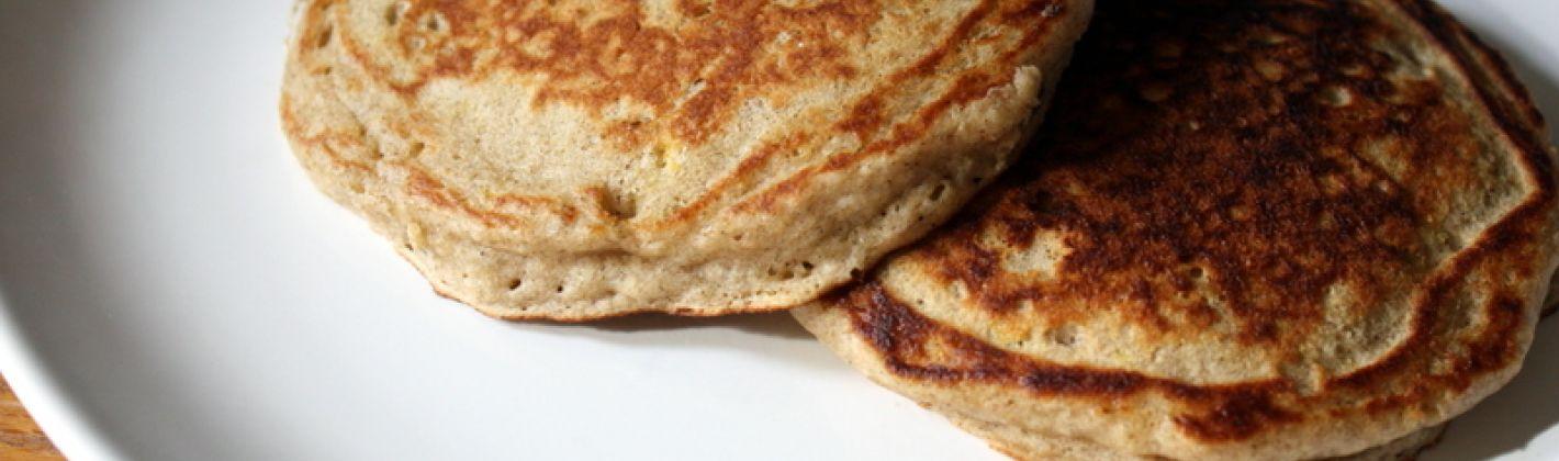 Ricetta pancake di grano saraceno