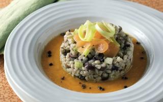Ricetta zuppa d'orzo e melone