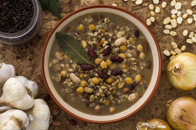 Ricetta zuppa del contadino