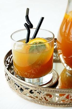 Ricetta tè alla frutta