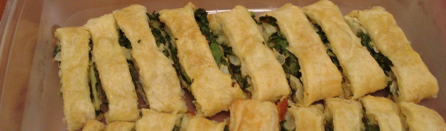 Ricetta rotolo di ricotta e spinaci