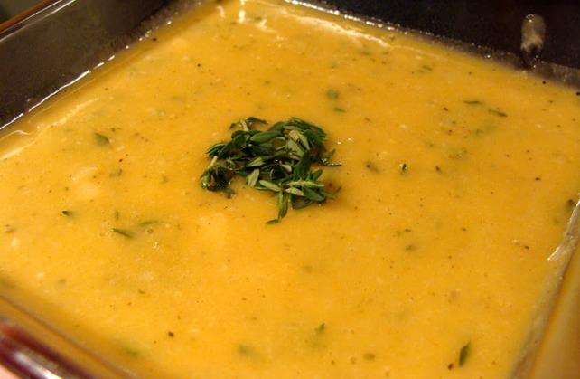 Zuppa al timo