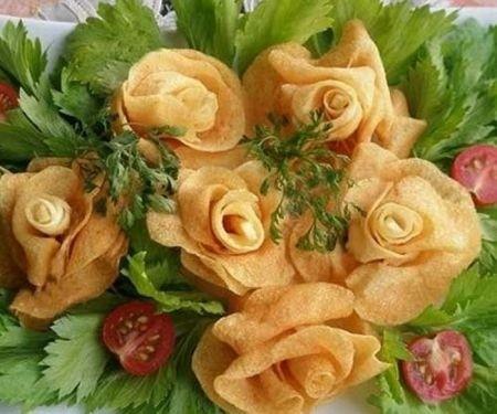 Ricetta rose di patate