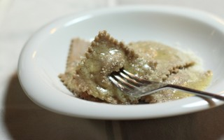 Ricetta tortelli di castagne ai funghi