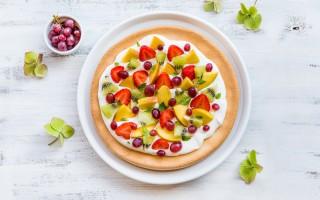 Ricetta torta senza glutine alla frutta