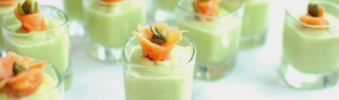 Ricetta mousse di zucchine al basilico
