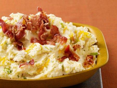 Ricetta purè di patate con bacon