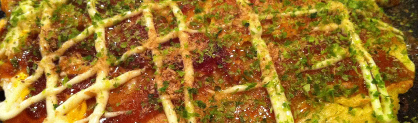 Ricetta okonomiyaki giapponesi