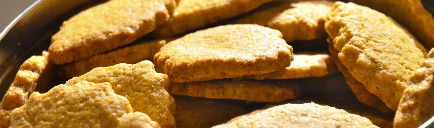 Ricetta biscotti integrali senza zucchero