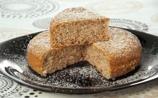 Ricetta torta integrale con uvetta e noci