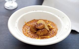 Ricetta zuppa di mele alto adige igp e castagne