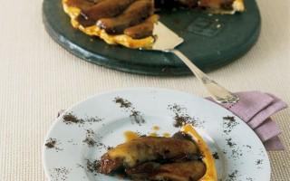 Ricetta torta rovesciata di banane