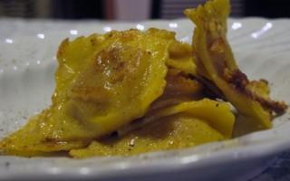 Ricetta tortelli di zucca fritti
