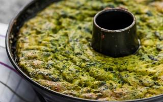 Ricetta flan di patate e spinaci