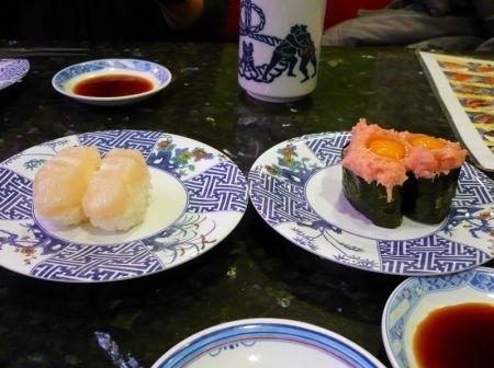 Ricetta kaiten sushi