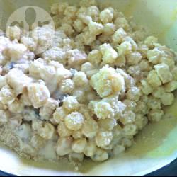 Gnocchetti gorgonzola e pere