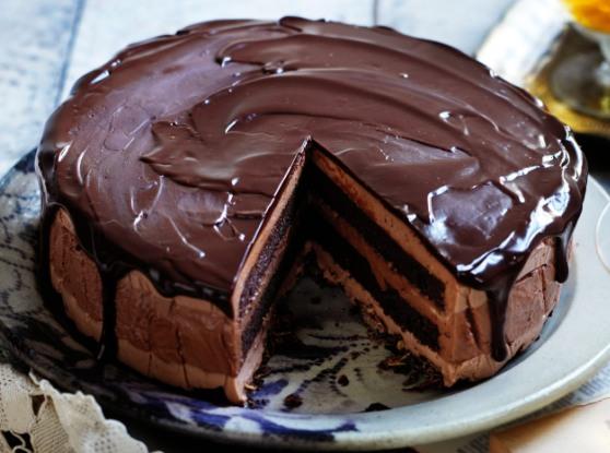 Ricetta torta ai sette veli
