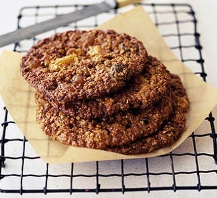 Ricetta biscotti d'avena al cioccolato