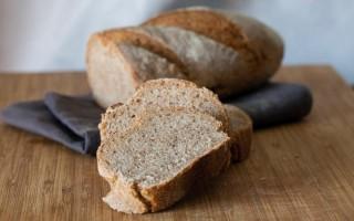 Ricetta pane fatto in casa: filoni integrali