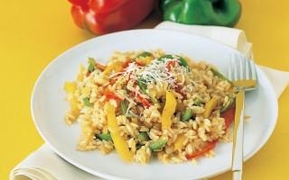 Ricetta riso e peperoni