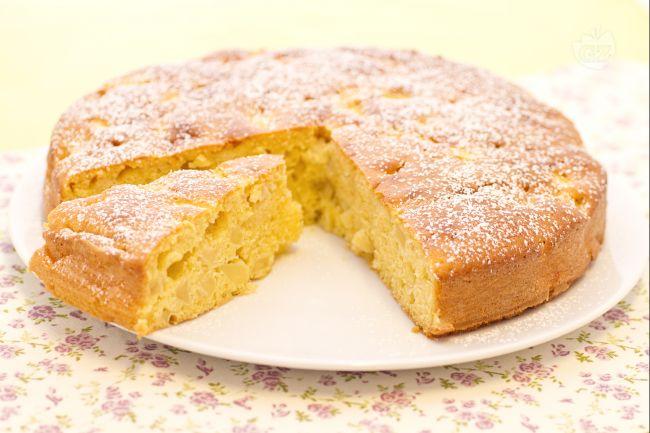 Ricetta torta di mele e mascarpone