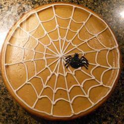 Cheesecake alla zucca per halloween