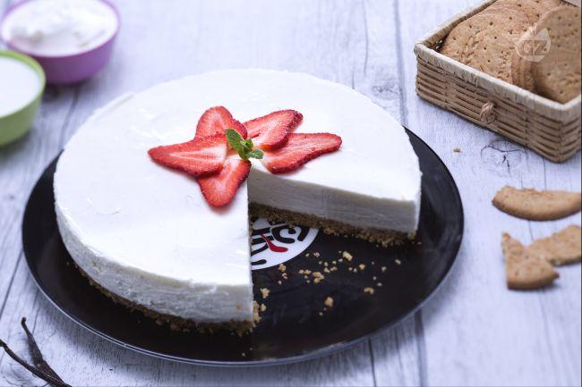 Ricetta cheesecake leggera