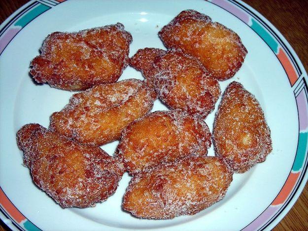 Ricetta frittelle di semolino e frutta