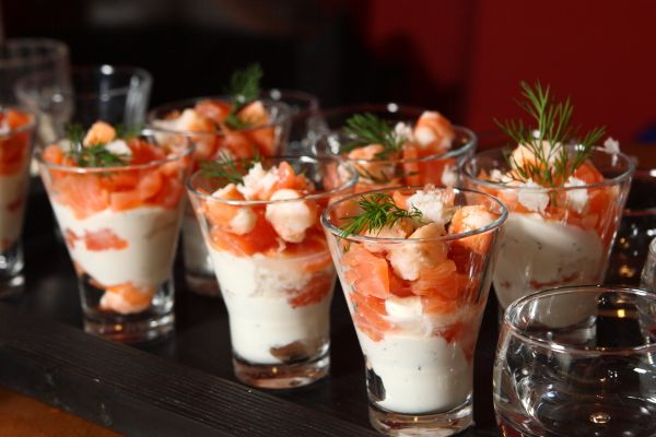 Idee aperitivo ricette cocktail e stuzzichini ricetta for Stuzzichini di natale 100 idee per stupire