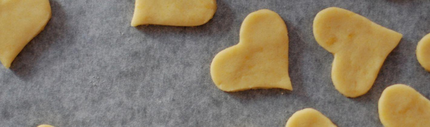 Ricetta biscotti di pasta frolla