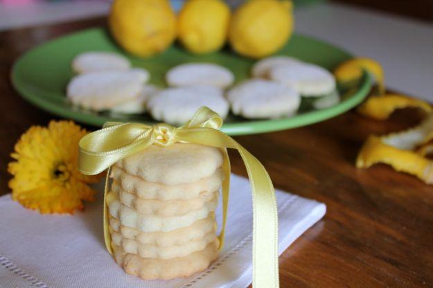 Ricetta biscotti al limone