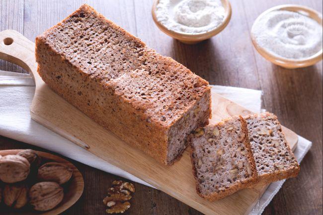 Ricetta pane alle noci senza glutine