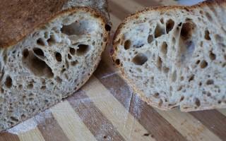 Ricetta pane semintegrale con lievito naturale
