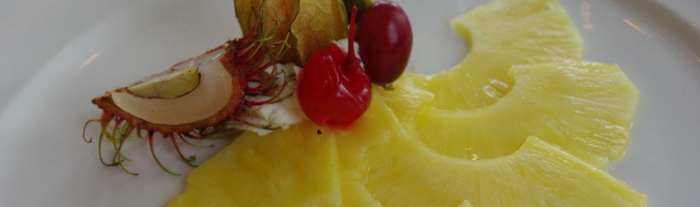 Ricetta ananas caramellato