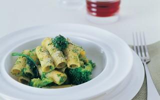 Ricetta rigatoni con i broccoli