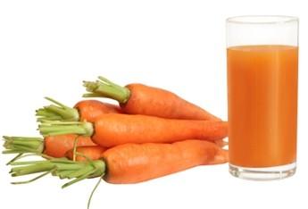 Ricetta frullato alla carota