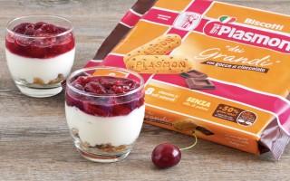 Ricetta bicchierini alla ricotta e gelatina di ciliegie