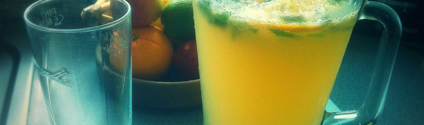 Ricetta limonata al basilico
