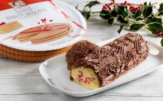 Ricetta tronchetto di natale con crema di cioccolato bianco e lamponi