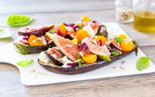 Ricetta melanzane ripiene vegetariane