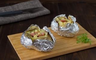 Ricetta jacket potatoes