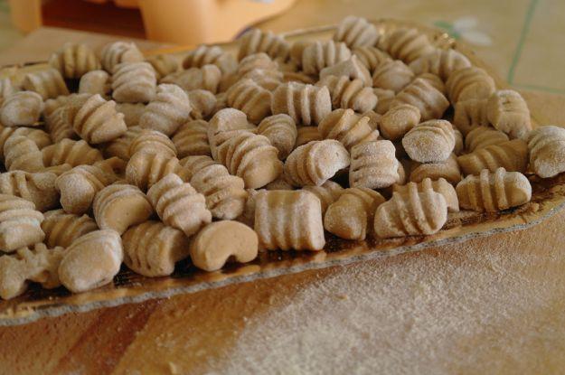 Ricetta gnocchi di castagne