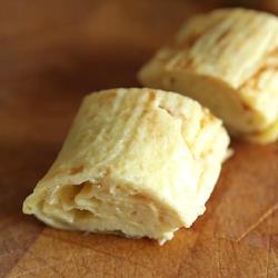 Tamagoyaki (frittata giapponese arrotolata)