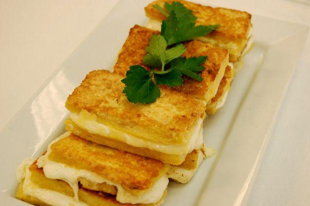 Ricetta crostini fritti alla romana