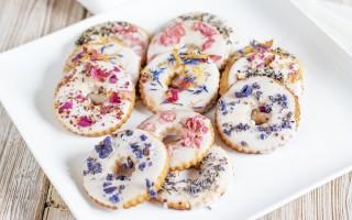 Ricetta biscotti ai fiori