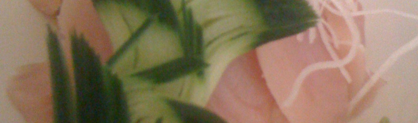 Ricetta carpaccio di cetrioli e tonno