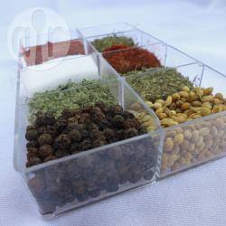 Mix di erbe e spezie per arrosto