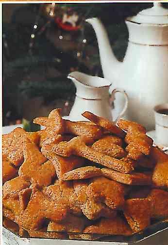 Ricetta biscotti alsaziani di natale