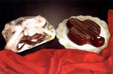 Ricetta colomba al cioccolato