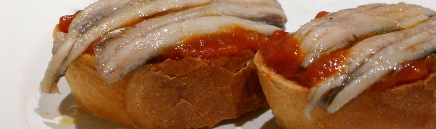 Ricetta alici al pomodoro